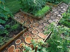 Gartenweg Aus Holz - 111 gartenwege gestalten beispiele 7 tolle materialien