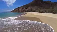 montserrat home of st patricks day unspoilt rendezvous beach 2015 youtube