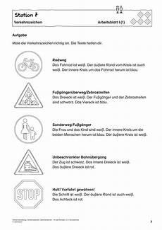 Malvorlagen Umwelt Test Verkehrssicheres Fahrrad Grundschule Arbeitsblatt