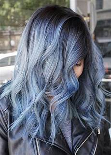 Shades Of Blue Hair