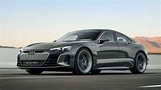 the 2020 audi e gt concept is an incredibly handsome