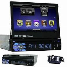 Autoradio 7 Zoll Bildschirm Mit Bluetooth Navigation Gps