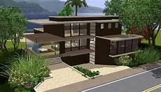 sims 3 modern house plans 20 fresh modern sims 3 house house plans