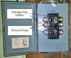 Changing A Fuse Panel To A Circuit Breaker Panel Part 1