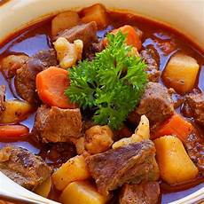 a delicous goulash recipe best served with some