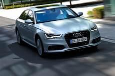 Audi A6 Hybrid Drive Auto Express