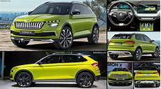 x vision x skoda vision x concept 2018 pictures information specs