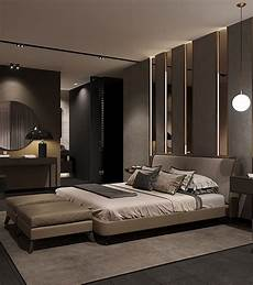 bedroom in contemporary style behance in 2019 luxurious bedrooms modern bedroom design
