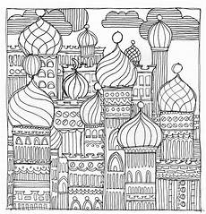Malvorlage Hundertwasser Haus Alessas Bild Zum Ausmalen Zwiebelt 252 Rmchenwelt In