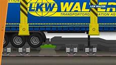 Malvorlagen Lkw Walter 220 Bernahme Und R 252 Ckgabe Der Trailer Lkw Walter
