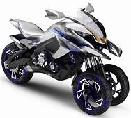 This Yamaha 01GEN Is Your Futuristic All Terrain Super