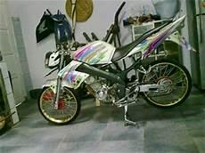 Modif Tiger Revo Jari Jari by Tiger Revo Modifikasi Velg Jari Jari Thecitycyclist