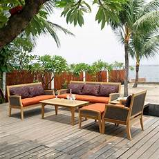 garden decking furniture what need to notice when selecting the right modern