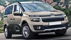 2019 Citroen Berlingo Drive Design Of A Fledged