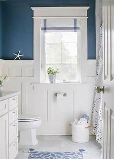 Small Bathroom Ideas Blue And White by Navy Blue And White Bathroom Saw Nail And Paint