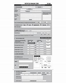 sle motor tax renewal form edit fill sign online handypdf