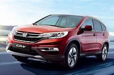 Honda Cr V 2015 Neuer Diesel Infotainmentsystem Mit