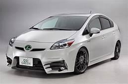 Asi Green Toyota Prius  Picture 35786