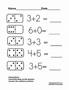 domino subtraction worksheets for kindergarten 10504 worksheet domino addition 5 kdg primary teaching resources