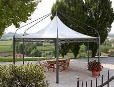 Gartenpavillon Metall 4x4 - bo wi outdoor living pavillons f 252 r gewerbe und garten