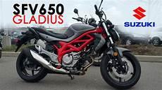Suzuki Gladius 650 - suzuki demo ride 2015 sfv650 gladius