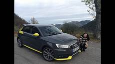 The New 2015 Audi A1 Test Drive
