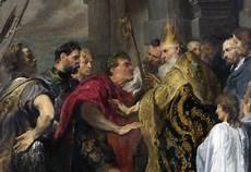 carta canta verba volant sant ambrogio la quot riforma quot dell uomo cacci 242 di chiesa