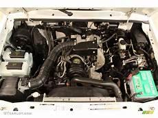 2001 ford ranger xl regular cab 2 5 liter sohc 8v 4
