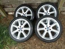 genuine ford focus c max 18 quot inch 5 spoke titanium alloy