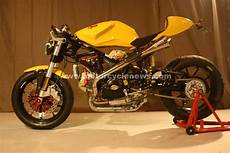 Ducati Cafe Racer Weight