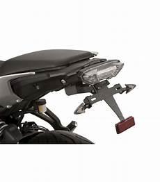 support de plaque pour moto yamaha mt 07 tracer 16 17 puig