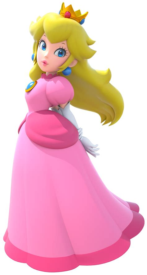 Princess Peach Age