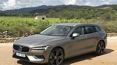 2019 Volvo V60 Svelte Swedish Wagon Slips In 40 000
