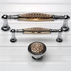 high quality european rose gold chrome cabinet handle door pulls dresser drawer handles