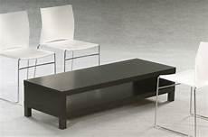 table basse brun noir table basse 149 cm x 55 cm x h 35 cm 2 plateaux en bois