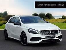 Mercedes A Class A 220 D Amg Line Premium White