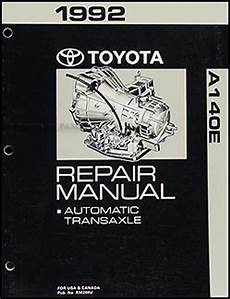 car repair manuals download 1992 toyota camry auto manual 1992 toyota camry 4 cyl automatic transmission repair shop manual original