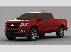 2020 Chevy Colorado Crew Cab Colors, Release Date, Changes