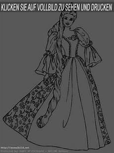 Ausmalbild Prinzessin Kleid Prinzessin 9 Ausmalbild