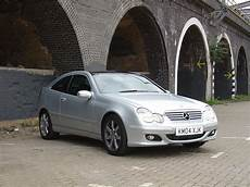 mercedes c class sports coup 233 review 2001 2008