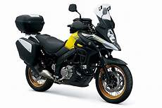 suzuki v strom 2017 suzuki v strom 650 and 1000 get updated autoevolution