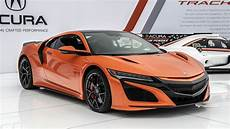 refreshed 2019 acura nsx revealed in california autoblog