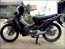 Supra X 125 Modif by Med3 Modifikasi Supra X 125