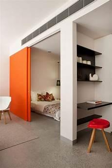 wohnzimmer schlafzimmer trennen kleine wohnungen einrichten wie kann ein kleiner raum