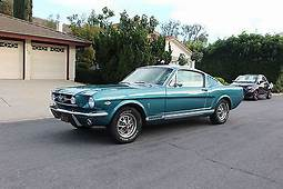 Ford Mustang Fastback Gt Cars For Sale In California