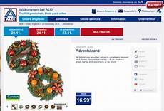 adventskranze aldi nord 2017 beliebter weihnachtsblog