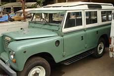 Land Rover Series Iii Restoration Team Bhp