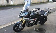 bmw moto bayonne bwm s1000xr le s1000rr en mode suv