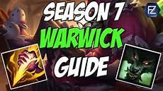 Warwick Jungle Guide - updated version in description reworked warwick jungle