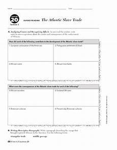collection of slavery worksheets adriaticatoursrl